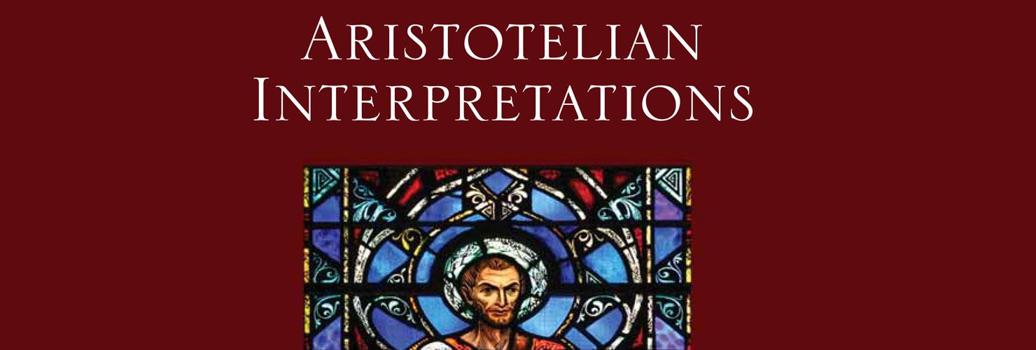 Aristotelian Interpretations cover