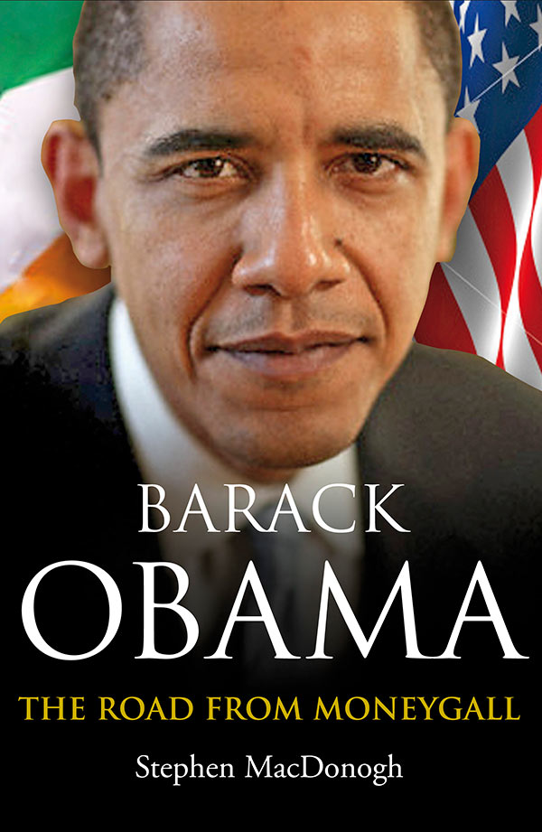 Steve MacDonogh Barack Obama