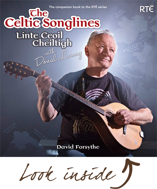 The Celtic Songlines cover
