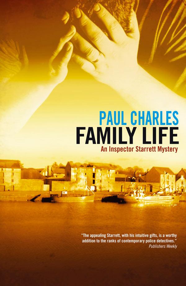 Paul Charles Family Life