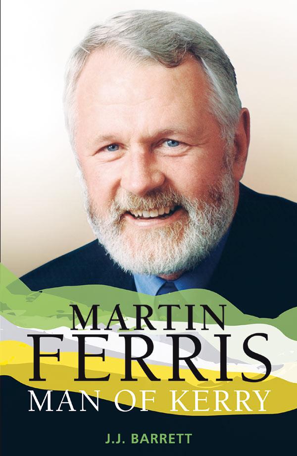 Martin Ferris Man of Kerry