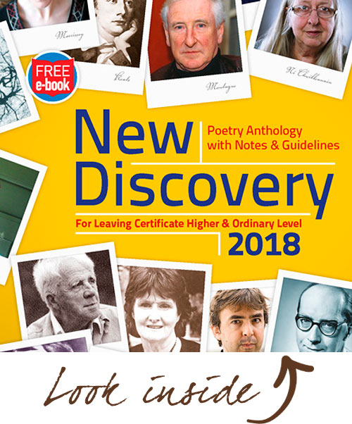 New Discovery look inside