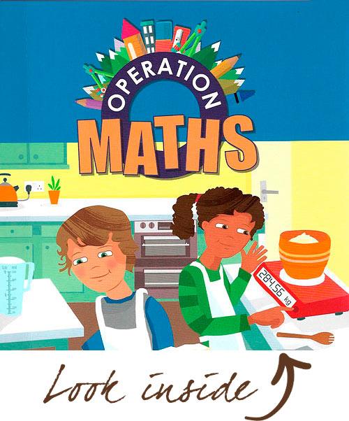 Operation Maths look inside