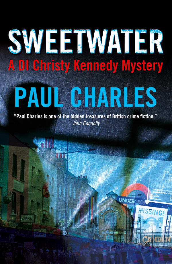 Paul Charles Sweetwater