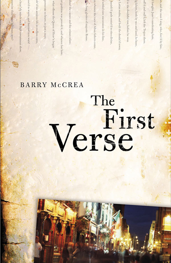 Barry McCrea The First Verse